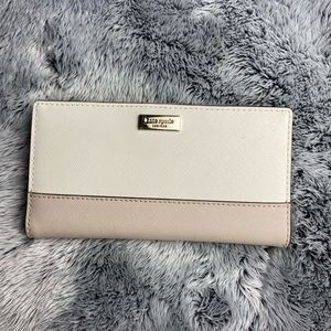 Kate Spade NY Wellesley Printed Stacy Wallet